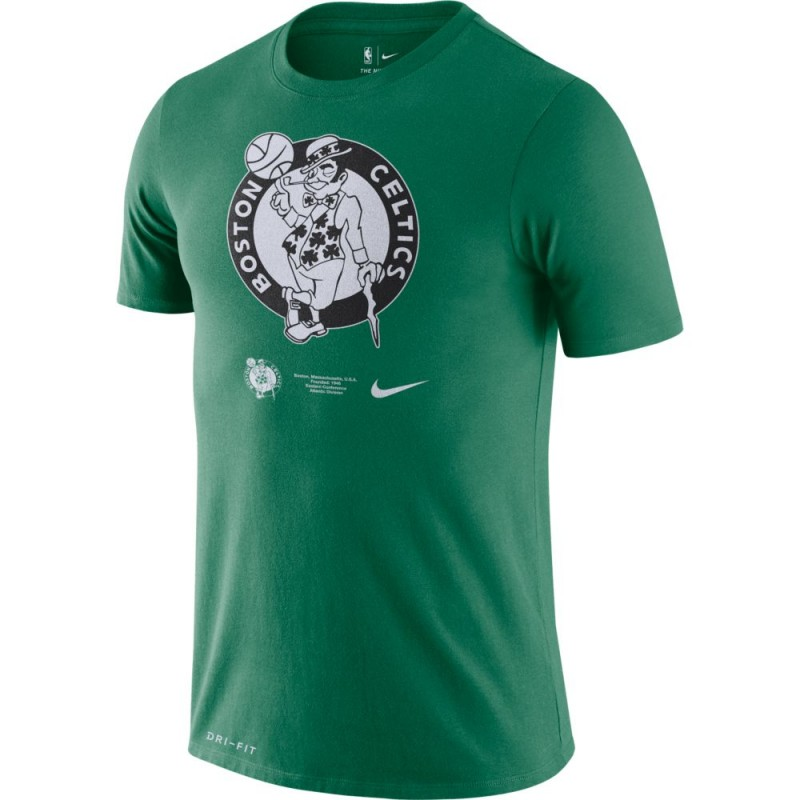 Koszulka Nike Celitics Logo CK8359-312