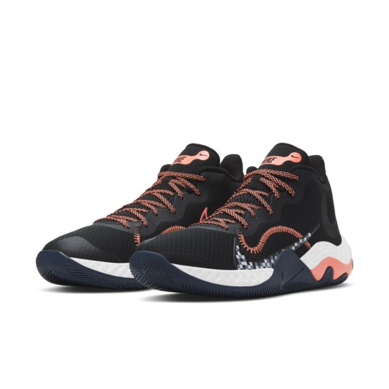 Nike Renew Elevate Black/Mango CK2669-006