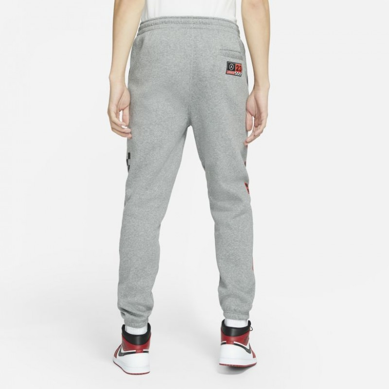 Spodnie Air Jordan Sport DNA Carbon Heather/Black CV2979-091