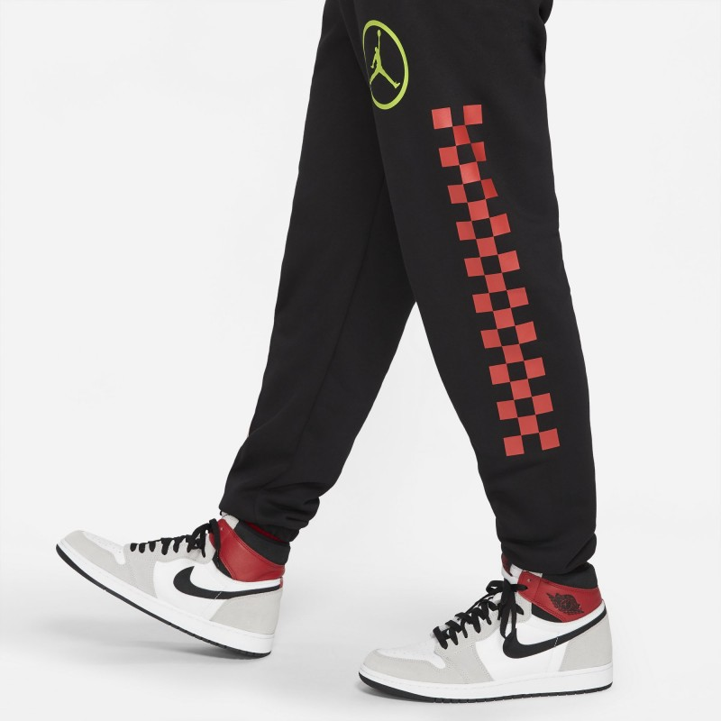 Spodnie Air Jordan Sport DNA Black/Cyber CV2979-010