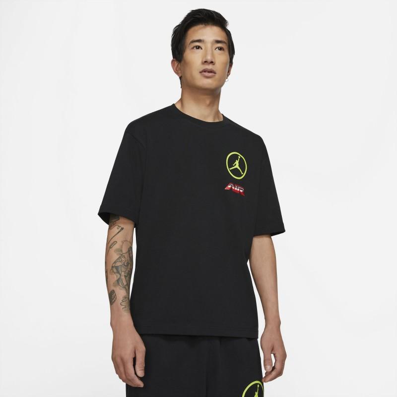 Koszulka Air Jordan Sport DNA Black CV2993-010