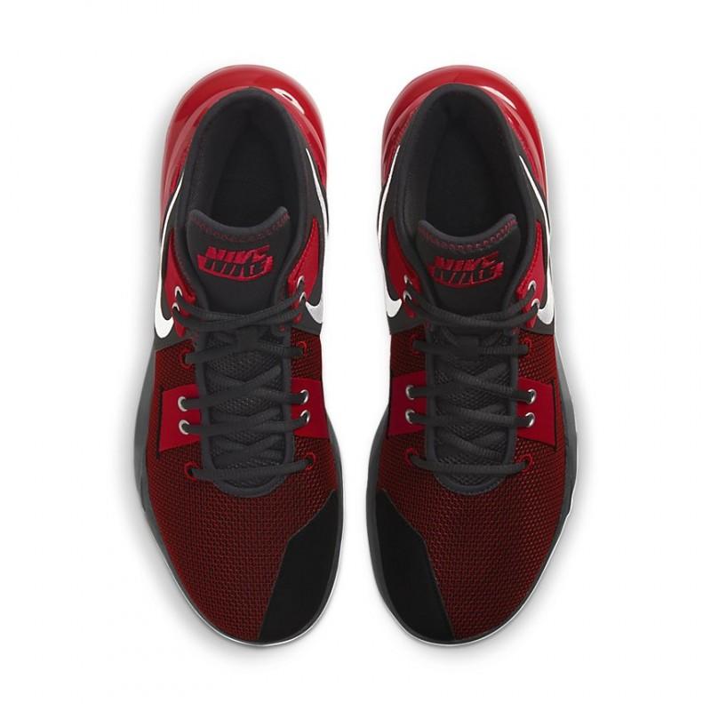 Nike Air Max Impact 2 Black/Metallic Silver-Gym Red CQ9382-003