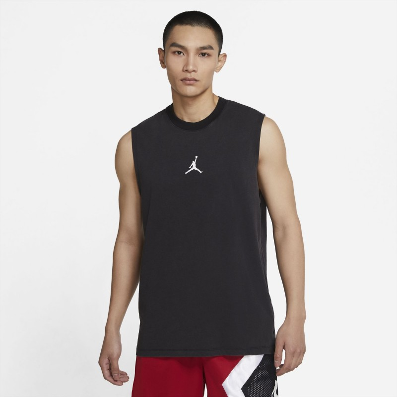 Koszulka Jordan Dri-FIT Air Black/White DC3236-010