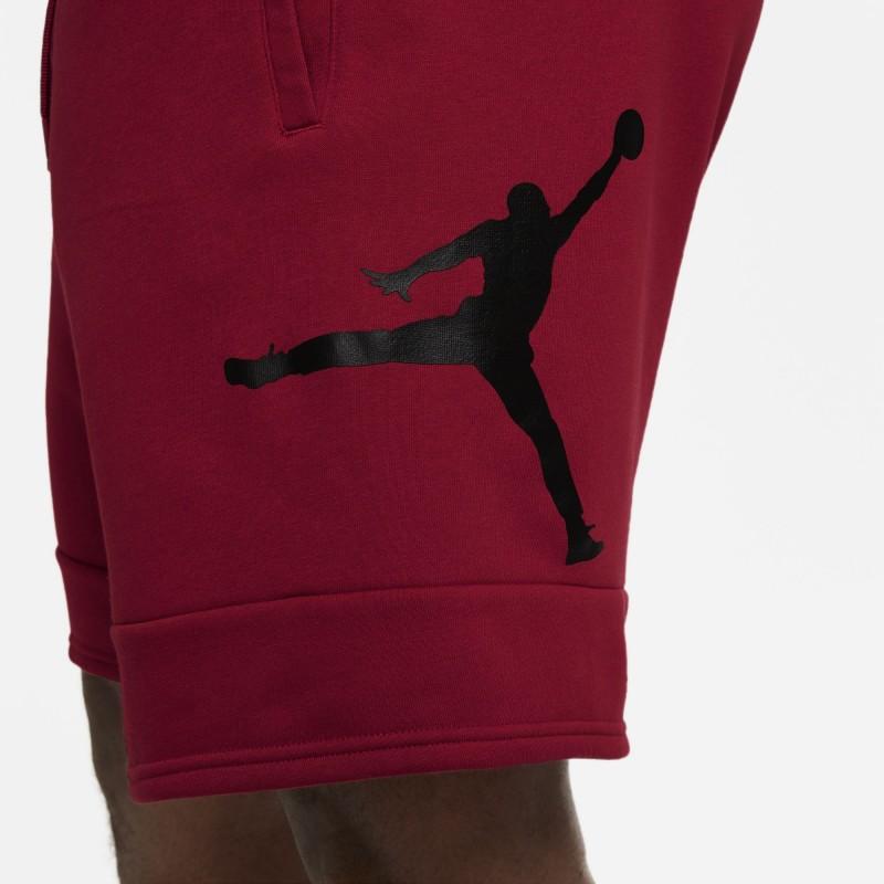 Spodenki Jordan Jumpman Air Gym Red/Black CK6707-687