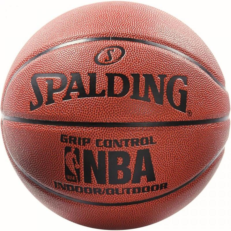 Piłka NBA Grip Control IN/OUT Spalding 74577Z