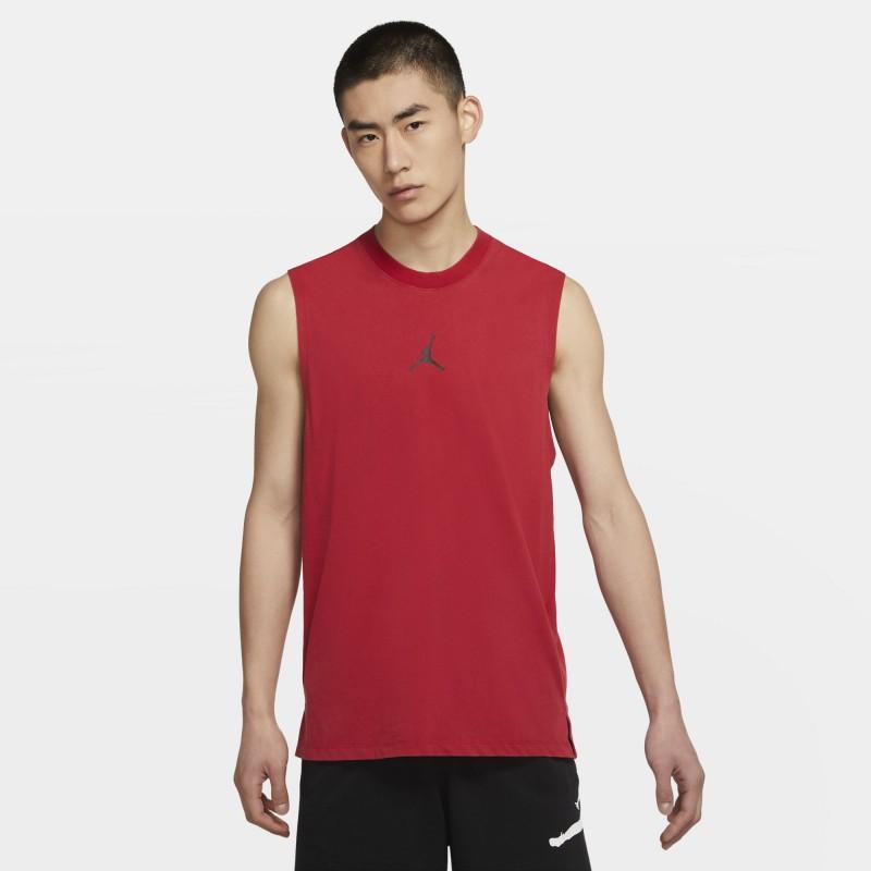 Koszulka Jordan Dri-FIT Air Red/Black DC3236-687