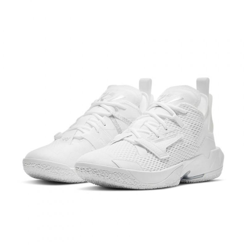 Air Jordan WHY NOT ZER0.4 White CQ4230-101