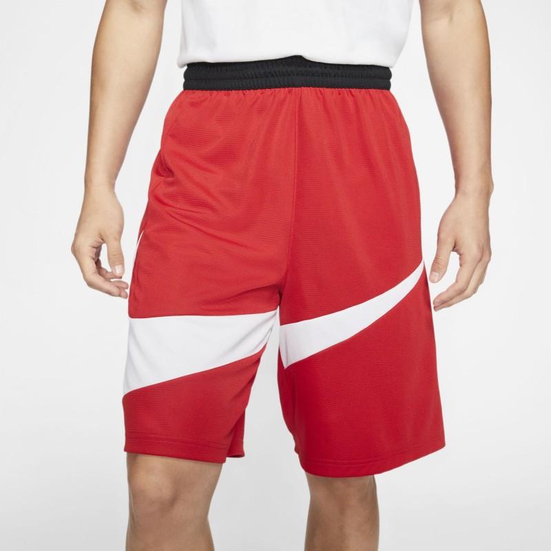Spodenki Nike Dri-FIT University Red/White BV9385-657