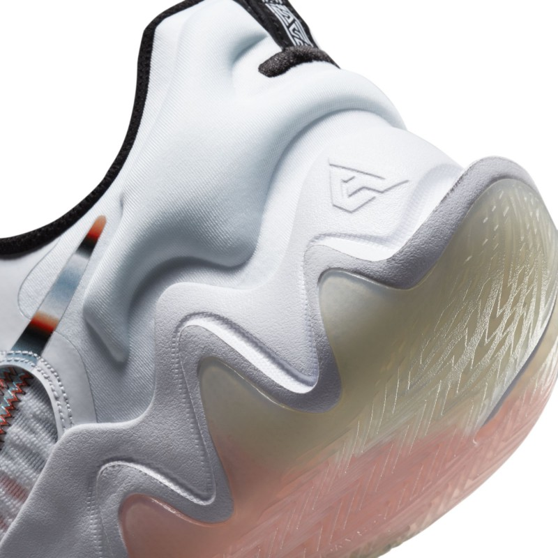 Nike Giannis Immortality White Clear DH4470-100