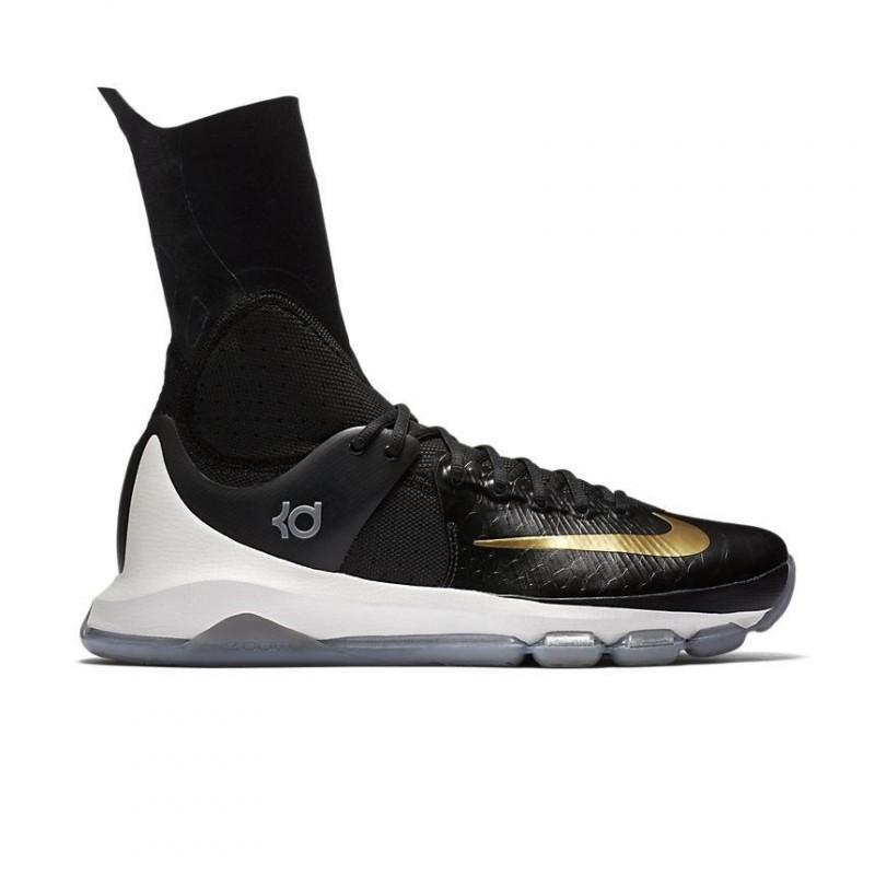 Nike KD 8 Elite Black Gold
