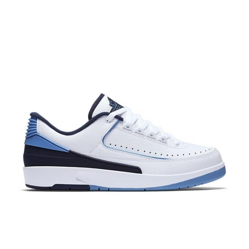 Air Jordan 2 Retro Low University Blue