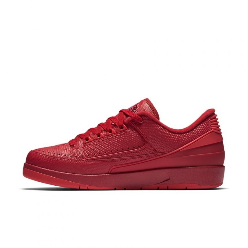 Air Jordan 2 Retro Low Gym Red 832819-606