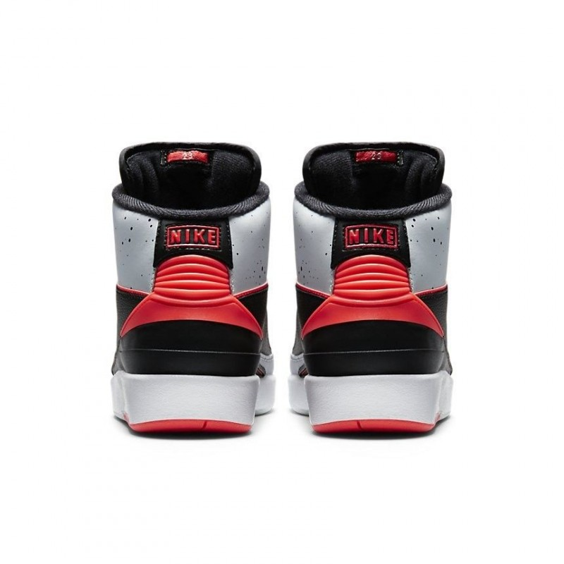 Air Jordan 2 Retro BG Infrared 23