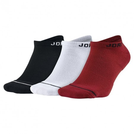 Skarpety Jordan Jumpman No-Show 3PPK SX5546-011
