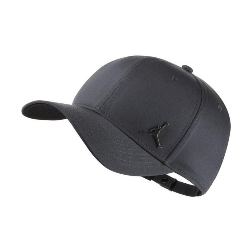 Czapka Jordan Classic99 Metal Jumpman Hat Dark Grey 889657-021