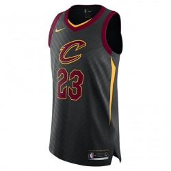 NBA Connected LeBron Statement Edition Authentic Jersey 863148-010