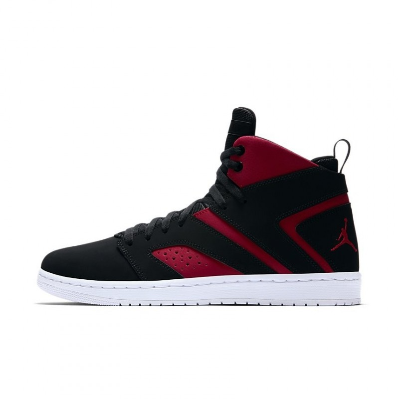 Air Jordan Flight Legend Black/Gym Red  AA2526-006