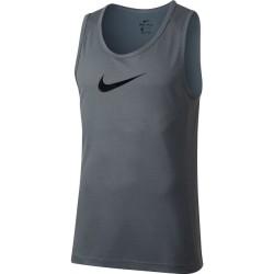 Koszulka Nike Dry Basketball Grey AJ1431-065