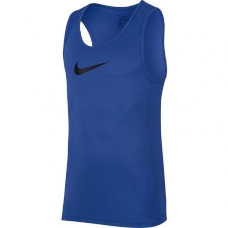 Koszulka Nike Dry Basketball Blue AJ1431-480