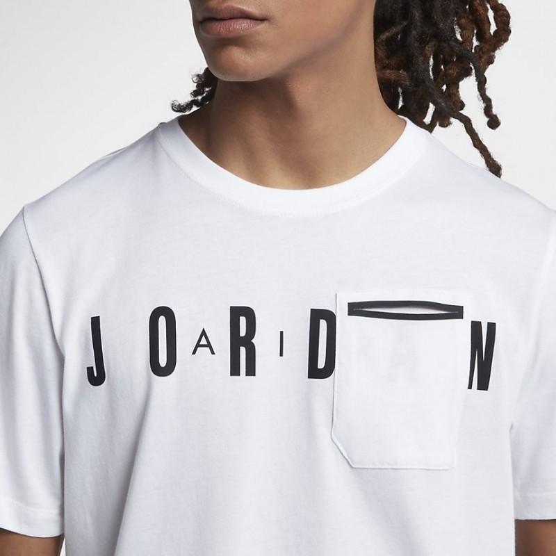 Koszulka Air Jordan Sportswear Alt-Hem Pocket 915937-100